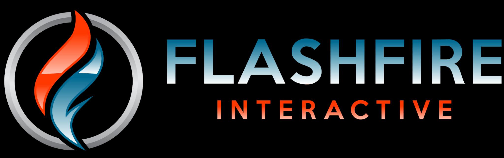website design flashfire interactive